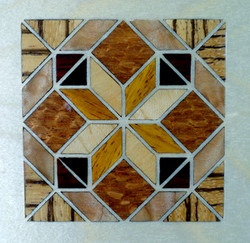 Veneer. Laser Cut. Tile.