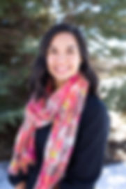 Christina Titcomb, therapist at Catalyss Counseling in Englewood CO who helps millennial adults in Colorado with anxiety, relationships, and trauma.