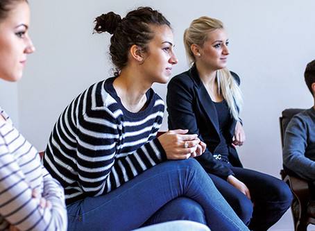 The Surprising Benefits of Group Therapy