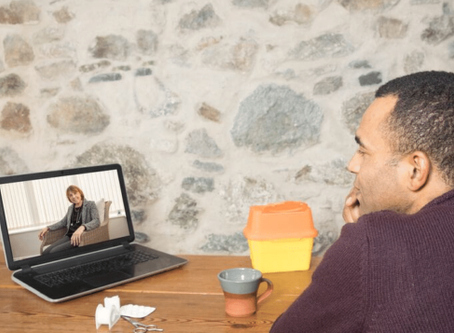 Online Counseling: Setting Up Your Space