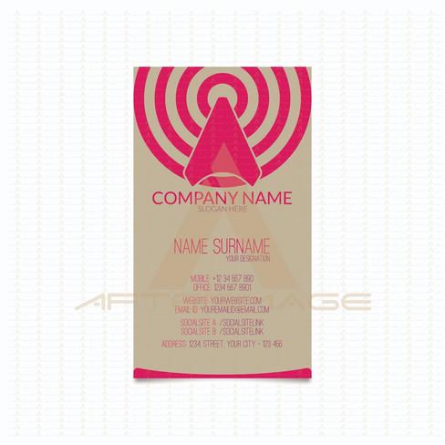 Business Card B 001_Artboard 1 [Ai Websi