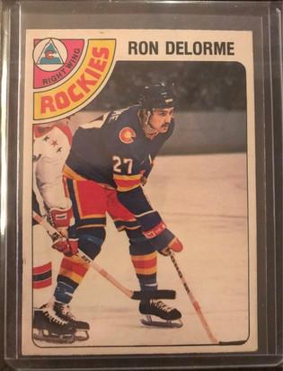 Ron Delorme (Metis)