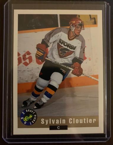 Sylvain Cloutier (Metis)