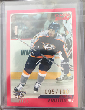 O-Pee-Chee Red /100