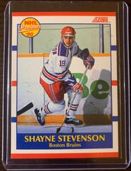 Shayne Stevenson (Mohawk)