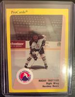 Rocky Trottier (Metis/Cree)