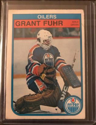 Grant Fuhr (Mixed Heritage/Cree)
