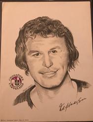 Ted Hodgson (Cree)
