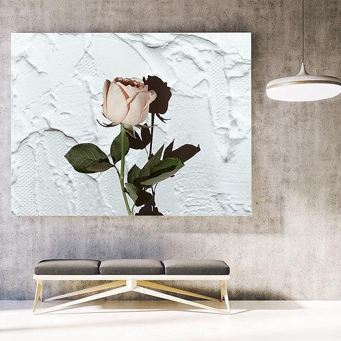 Textured Rose 3