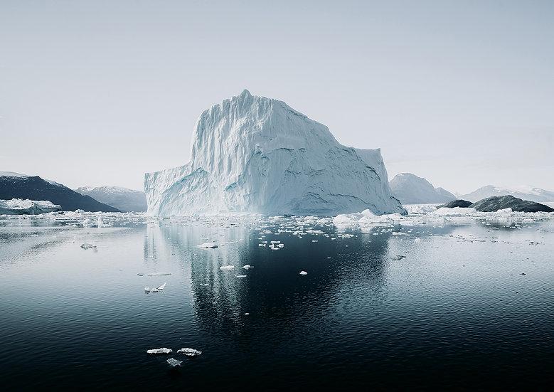 Silver Icebergs 6