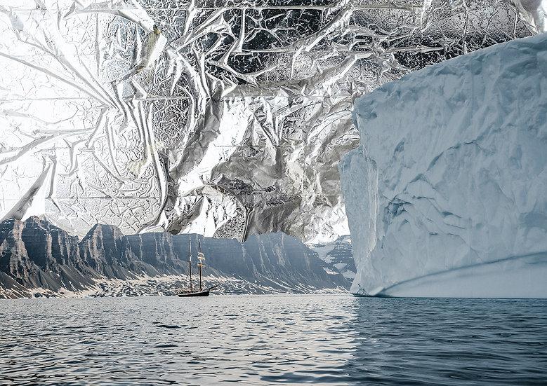 Silver Icebergs 5