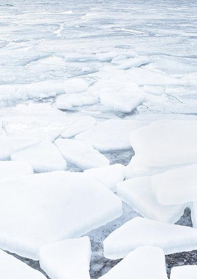 Silver Icebergs 8