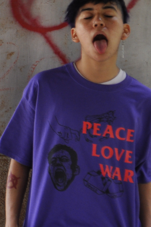 Peace Love War
