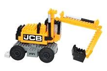 JCB - Excavatrice sur pneu
