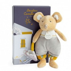 La petite souris va passer - Bulu en pyjama (beige)