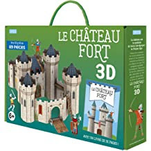 3D MODELS - LE CHATEAU FORT 3D