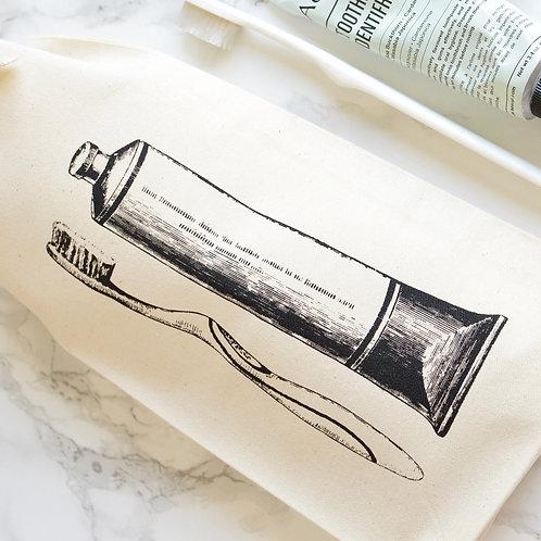 Pochette dentifrice