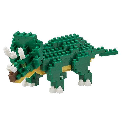 Triceratops // Mini series NANOBLOCK