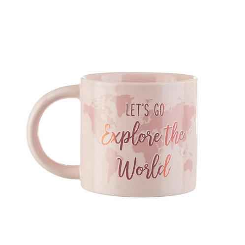 World Explorer Mug