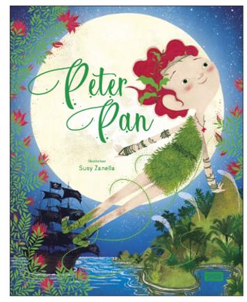 Livre Peter pan