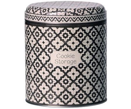 Cookie storage, Metal