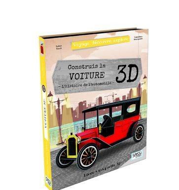 3D - LA VOITURE