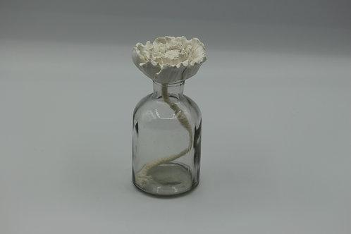 Soliflore déco diffuseur de parfum d'Ambiance BLANC