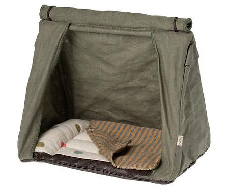 Maileg Happy camper tent, Mouse