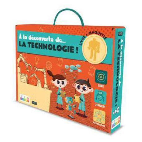 Malette A LA DECOUVERTE DE... LA TECHNOLOGIE!
