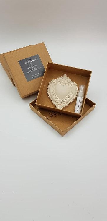 Coffret a parfumer L'Atelier de Maryse +parfum au choix