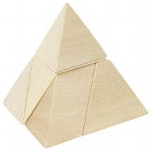 Casse tete -Pyramide à 3 côtés