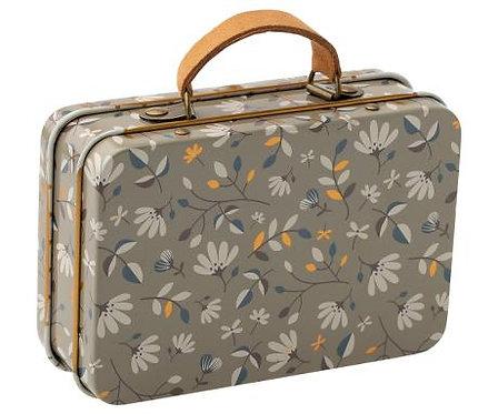 Suitcase, metal - Merle dark