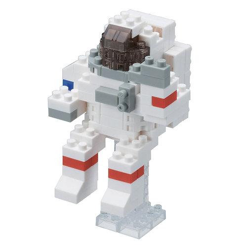 Astronaut // Mini series NANOBLOCK