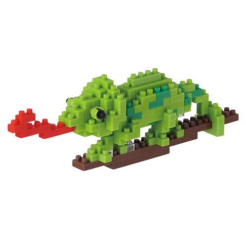 Chameleon // Mini series NANOBLOCK