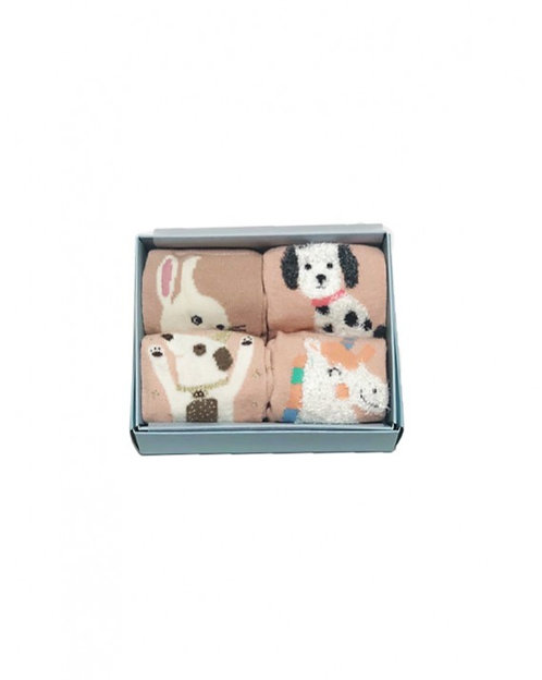 Kid socks box - Puppy