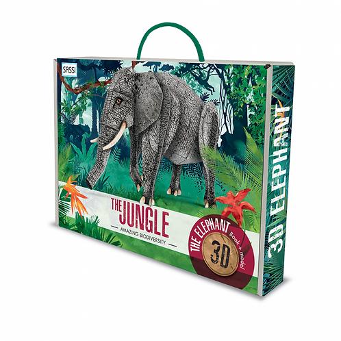 3D MODELS - LA JUNGLE - ELEPHANT