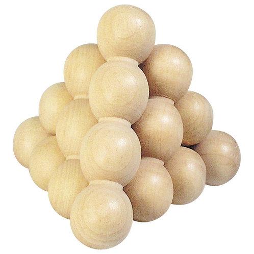 Casse Tete -La pyramide de boules