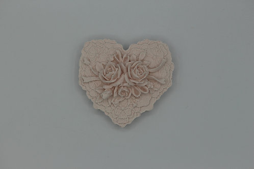Déco So Chic Coeur romatique parfum Rose Garden