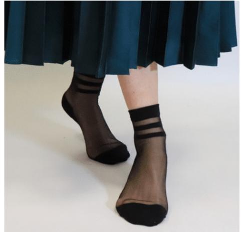 Chaussettes femme - Skin lingerie - Neo Queen - T.35-41