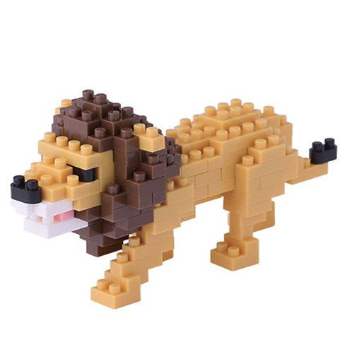 Lion 2 // Mini series NANOBLOCK