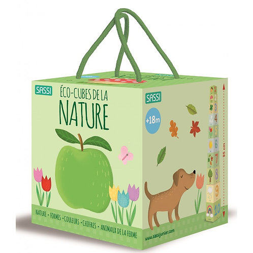 eco blocks la nature