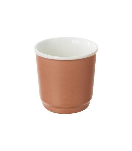 Tasse Espresso en Porcelaine Terracotta 9 CL