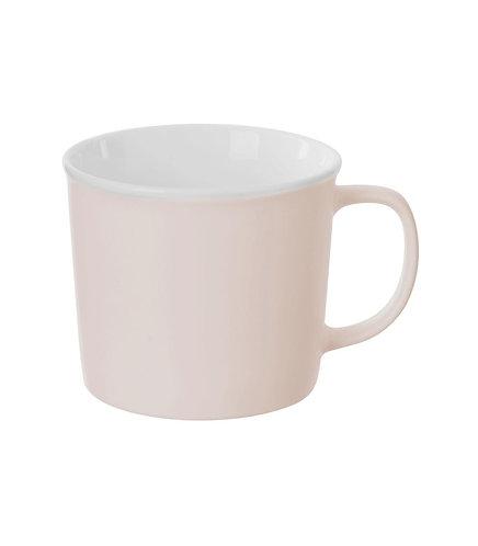 Mug en porcelaine Nature Rose 38 cl