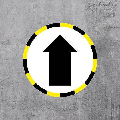 Floor adhesive - Signs