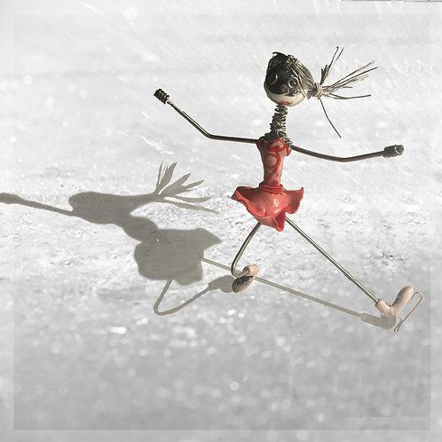 La patineuse