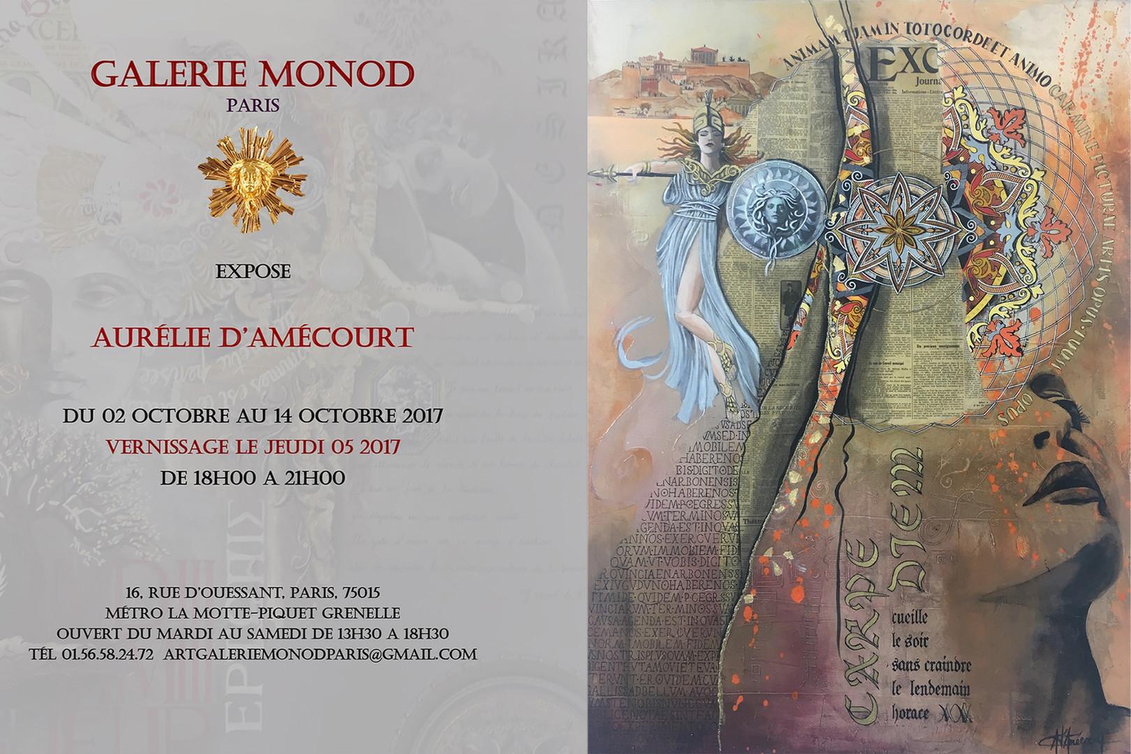 vernissage Galerie Monod