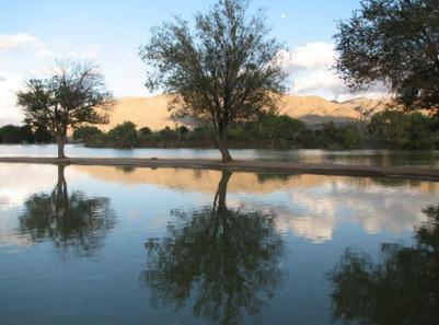 Hesperia Lake Park is safe Woods disputes claim that lake