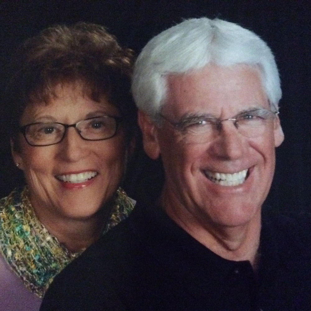 Kathy and Bob Sweeney.