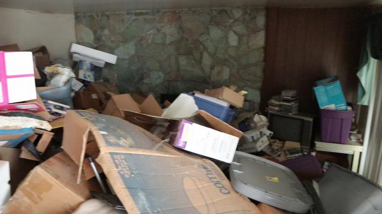 FloodMaster Restoration - Hoarding cleanup