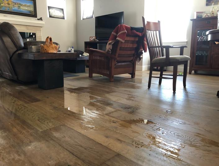 FloodMaster Restoration Water damage